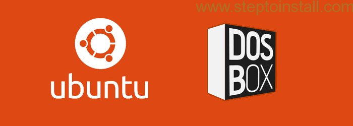 How to Install DosBox on Ubuntu- steptoinstall.com